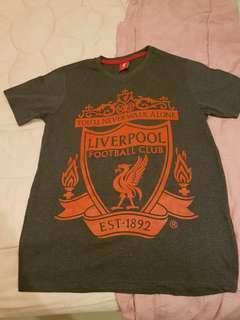 Original liverpool tshirt