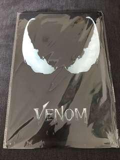 Sale 🌟 Venom Spider-Man tin plate 20x30cm