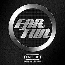 "[Ready stock] CNBLUE 3rd Korean mini-album ""Ear Fun"" *NEW*"