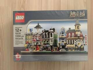 Lego 10230 小鎮大街 全新 絕版