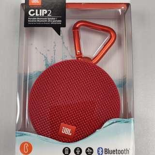 JBL Clip 2 bluetooth speaker 迷你防水藍牙喇叭