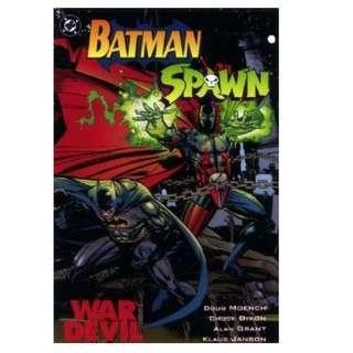 BATMAN / SPAWN #1 (DC COMICS)
