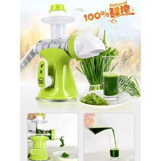 🚚 Fruits and Vegetables Juicer