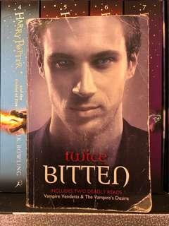 TWICE BITTEN 2 books in one