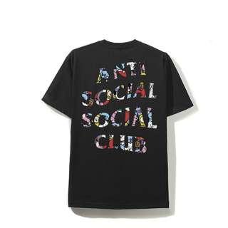 BT21 Club Assc Tee Black