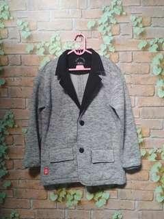 blazer jacket unisex 3-5 dan 5-7 Thn