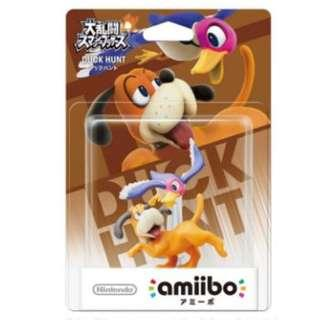 全新 NS Switch Amiibo: Duck Hunt 大亂鬥系列 (日版) - 支援 Super Smash Bros Brothers