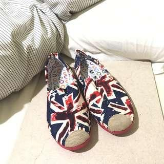🚚 BN Union Jack Loafers
