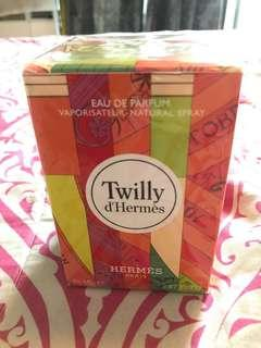Sale!!!! Marked down!! Twilly D Hermes parfum- Authentic 85ml