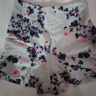 Cotton On XS Floral Shorts