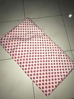 Kain pasang Cotton (polka dot)  - 4 metres