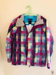North Face Women 3in1 Hiking/Sport Jacket