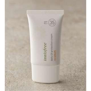 INNISFREE Daily Uv Protection Cream No Sebum SPF35 PA+++ (50ml)