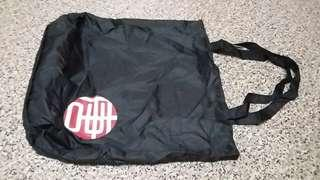 Collapsible bag & handy umbrella