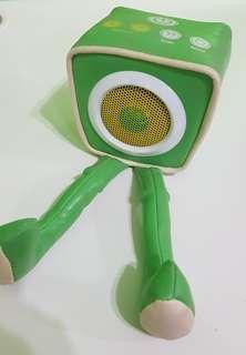 Radio leg (mini radio)