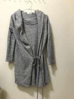 🚚 韓版細針織洋裝❤️
