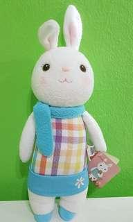 Rabbit softtoy