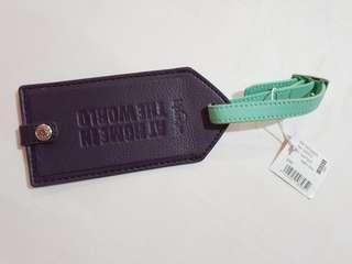 Kipling luggage tag