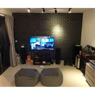 Condo Penthouse Room