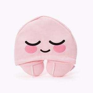 🚚 kakao friends apeach hoodie neck pillow