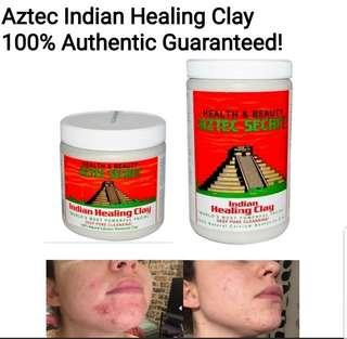 Walk-in purchase daily!  Aztec Secret Indian Healing Clay (Authentic)