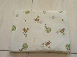 Bumblebee latex infant pillow (used)