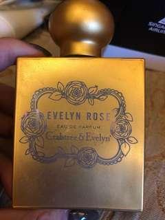 🚚 Crabtree Evelyn rose 玫瑰香水 超持久!