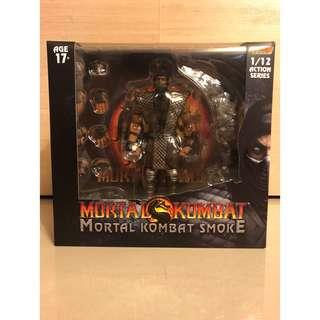 Storm Collectibles Smoke Mortal Kombat NYCC Exclusive