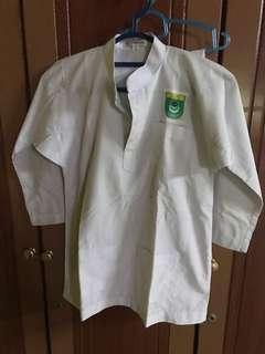 Baju melayu sekolah agama