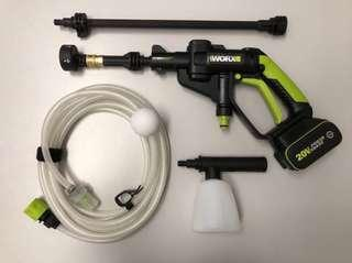 Worx Hydroshot Pressure Washer 4.0ah PROMOTION