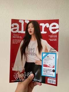 🚚 allure korea ft produce 101 s2 members