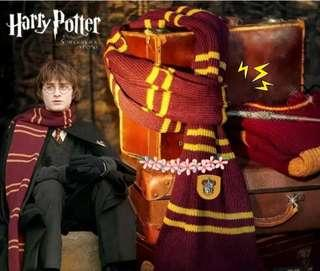 Harry Potter's Scarf and Hat - Gryffindor