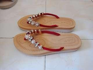 Women fashion slippers