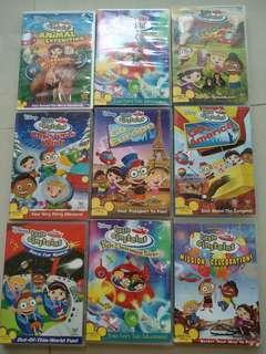 Preloved Disney Little Einsteins