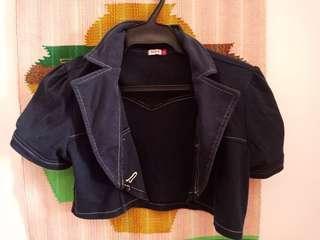 blazer navy blue