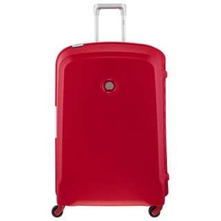 BRAND NEW DELSEY BELFORT SPINNER 76 CM ( 30 INCH ) 4-WHEEL LUGGAGE / TROLLEY CASE