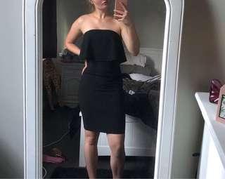Showpo Black dress