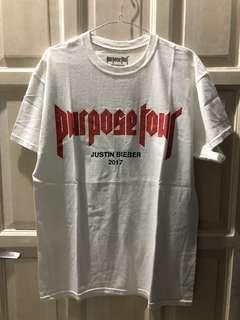 Purpose Tour Merch / Merchandise Justin Bieber