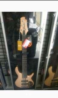 Bass Cort Artisan A5 Plus Bisa Kredit Promo Akhir Tahun