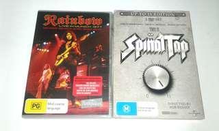 Original dvd mtv concerts movie