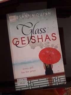 Glass Geisha by Susanna Quinn