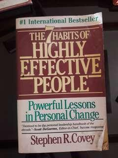 7 Habits of Highly Effective People by Stephen Covey