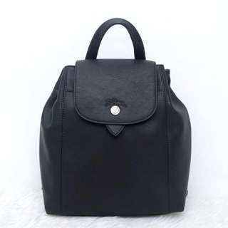 🚚 Authentic Longchamp Cuir XS Backpack