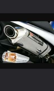 LOOKING FOR GSR 400 YOSHIMURA PIPE.
