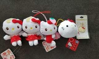 Hello Kitty 公仔&掛飾