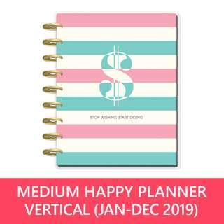 Classic Happy Planner® Budget Secret Planner