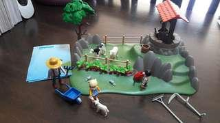 Children toys - playmobil 4131 Country Life Super Set