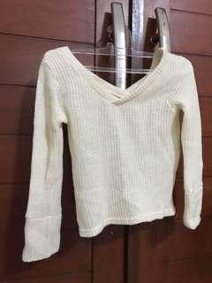 SWEATER ORI HK NEW