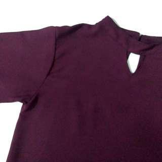 Uniqlo inspired blouse