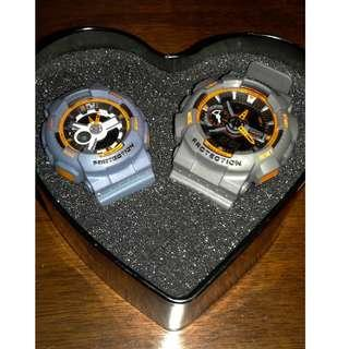 For sale Casio Gshock Couple Watch